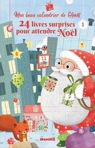 Hemma - Mon beau calendrier de l'Avent - 24 livres surprises pour attendre Noël.