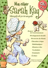 Hemma - Mon cahier Sarah Kay - CE1-7 ans.