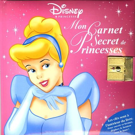 Hemma - Mon Carnet Secret de Princesses.