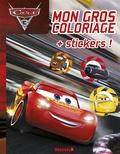 Hemma - Mon gros coloriage avec stickers Cars 3.