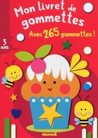 Hemma - Mon livret de gommettes - Avec 265 gommettes !.