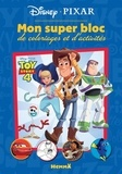 Hemma - Mon super bloc de coloriages et d'activités Disney Pixar.