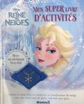 Hemma - Mon super livre d'activités La reine des neiges.