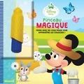 Hemma - Pinceau magique (Mickey) - Disney Baby - Avec 1 pinceau.