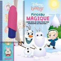 Hemma - Pinceau magique (Olaf) - Avec un pinceau.