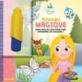 Hemma - Pinceau Magique (Raiponce) - Disney Baby - Avec 1 Pinceau.