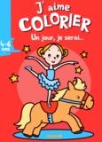 Hemma - Un jour, je serai... équilibriste - J'aime colorier, 4-6 ans.