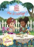 Hemma - Vive le coloriage Fancy Nancy Clancy.