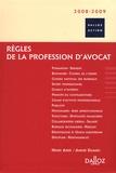 Henri Ader et André Damien - Règles de la profession d'avocat.