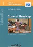 Henri Aigueperce - Ecole et handicap.