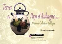 Henri Amouric - Terres du Pays d'Aubagne - 20 ans de collection publique.
