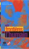 Henri Atlan et Frans De Waal - Les frontières de l'humain.