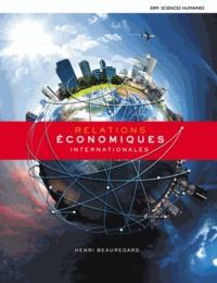 Galabria.be Relations économiques internationales Image