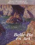 Henri Belbéoch et Florence Clifford - Belle-Ile en art.
