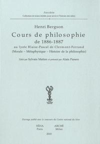 Cours de philosophie de 1886-1887 au lycée Blaise-Pascal de Clermont-Ferrand - (Morale, métaphysique, histoire de la philosophie).pdf