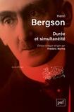 Henri Bergson - Durée et simultanéité - A propos de la théorie d'Einstein.