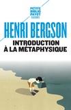Henri Bergson - Introduction à la métaphysique.
