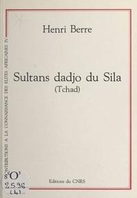 Henri Berre - Sultans Dadjo du Sila (Tchad).