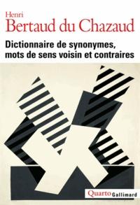 Dictionnaire de synonymes, mots de sens voisin et contraires.pdf
