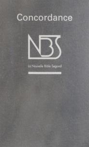Henri Blocher et Jean-Claude Dubs - Concordance de la Nouvelle Bible Segond.
