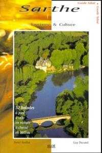 Henri Boillot et Guy Durand - Sarthe. - Tourisme & culture.