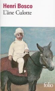 L'âne culotte - Henri Bosco - Format ePub - 9782072642623 - 6,49 €