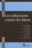 Henri Bosly et Christian De Valkeneer - Les infractions contre les biens.