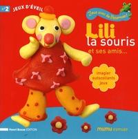Henri Bosse - Lili la souris et ses amis... - Imagier, autocollants, jeux.