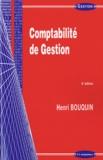 Henri Bouquin - Comptabilité de gestion.