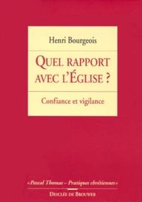 Henri Bourgeois - .