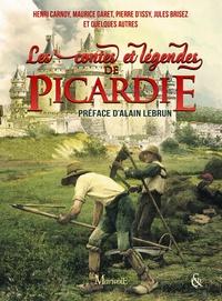 Henri Carnoy - Les Contes et légendes de Picardie.