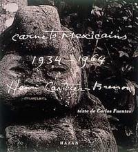Henri Cartier-Bresson - Carnets mexicains - 1934-1964.
