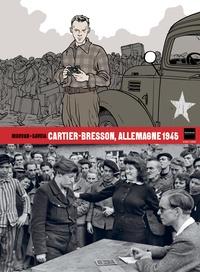 Henri Cartier-Bresson - Magnum Photos Tome 2 : Cartier-Bresson, Allemagne 1945.