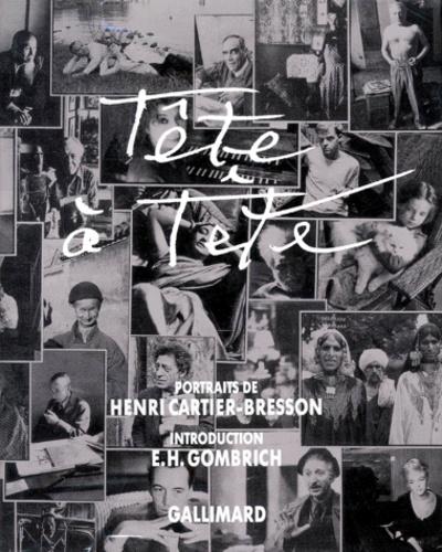Henri Cartier-Bresson et Ernst Gombrich - .