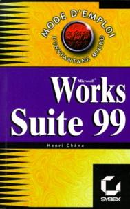Works Suite 99 - Henri Chêne | Showmesound.org