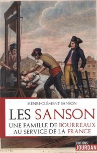 Les Sanson - Une famille de bourreau au service de la France.pdf