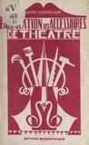 Henri Cordreaux et Léon Chancerel - Fabrication des accessoires de théâtre.