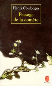 Henri Coulonges - Passage de la comète.