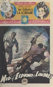 Henri d'Alzon et  Brantonne - Nid d'espions à Londres.