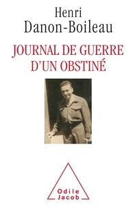 Histoiresdenlire.be Journal de guerre d'un obstiné Image