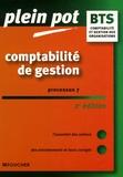 Henri Davasse - Comptabilité de gestion BTS Comptabilité et Gestion des organisations - Processus 7.