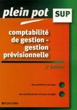 Henri Davasse et Georges Langlois - Comptabilité de gestion - gestion prévisionnelle - Enseignement supérieur, BTS, DUT tertiaires.