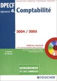 Henri Davasse et Michel Parruitte - Comptabilité DPECF épreuve 4 - Entraînement et cas corrigés. 1 Cédérom