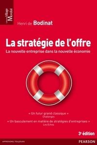 Goodtastepolice.fr La stratégie de l'offre - La nouvelle entreprise dans la nouvelle économie Image