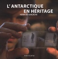 Henri de Gerlache - L'Antarctique en héritage. 1 DVD