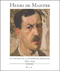 Henri de Maistre - .