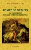 Henri de Montfaucon de Villars - Le comte de Gabalis - Ou Entretiens sur les sciences secrètes.