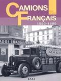 Henri de Wailly - Camions Français - 1880-1980.