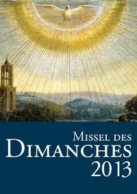 Henri Delhougne et Sophie Gall - Missel des dimanches - Lectures de l'année C.