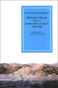 Henri-Delmas de Grammont - .